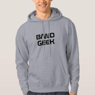 BAND, GEEK HOODIE