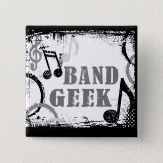 Band Geek Pin