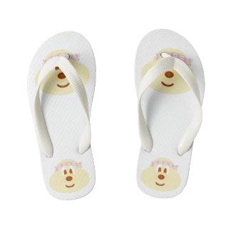 Band Hat 鮑 鮑 - Kid Flip Flop