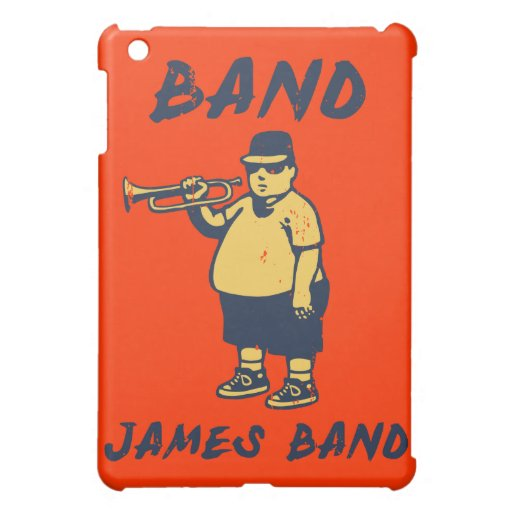 Band, James iPad Mini Case