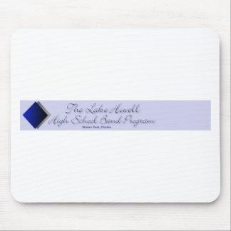 band logo mouse pad