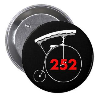 Band Master 252 3 Inch Round Button