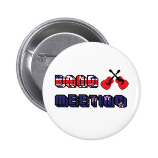 Band Meeting Murray Button