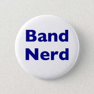 Band Nerd 2 Inch Round Button