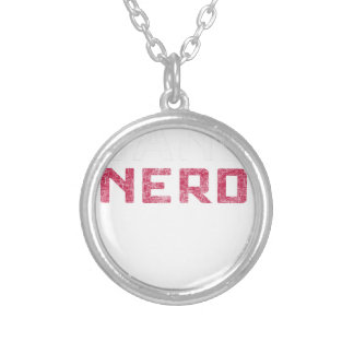 Band Nerd Silver Plated Necklace