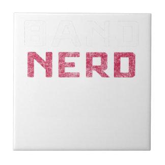 Band Nerd Tile