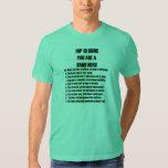 Band Nerd Top 10 Tshirt