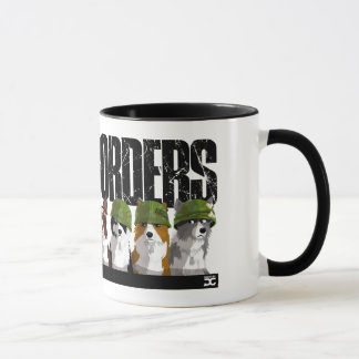 Band of Borders - Mug