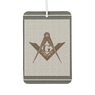 Band Of Brothers scent Air Freshener
