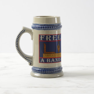 Band of Brothers. The Freemasons Beer Stein