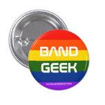 Band Pride Button