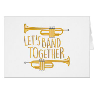 Band Together Card