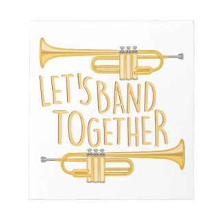 Band Together Notepads