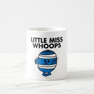 Bandaged Little Miss Whoops Classic White Coffee Mug