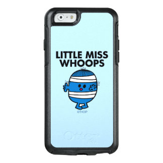 Bandaged Little Miss Whoops OtterBox iPhone 6/6s Case