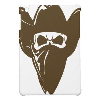 Bandana Cowboy With Hat iPad Mini Covers