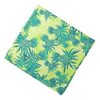 Bandana de chemise de Hawaïen de Camo d'ananas Alo