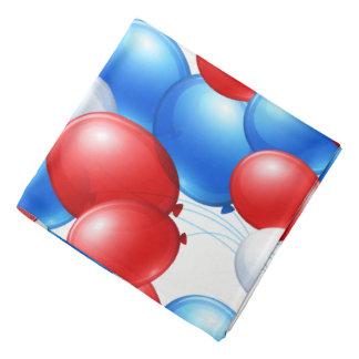 Bandana-Patriotic Balloons Bandana