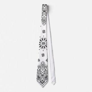 Bandana White Tie