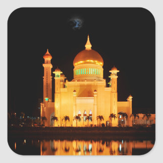 Bandar Seri Begawan Square Sticker