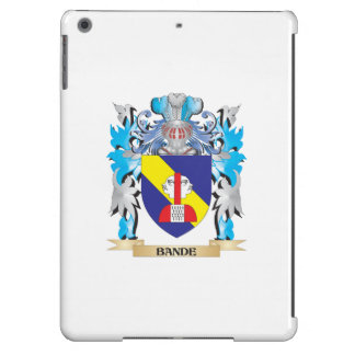 Bande Coat of Arms iPad Air Cases
