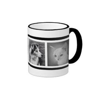 Bande de film de tasse de café de photos