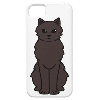 Bande dessinée de chat de Chantilly-Tiffany iPhone 5 Case