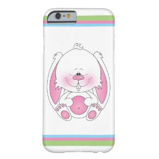 Bande dessinée de lapin de bébé coque iPhone 6 barely there