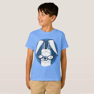 bande dessinée drôle de chef de lapin t-shirt