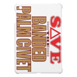 Banded Palm Civet Save iPad Mini Covers