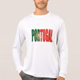 "Bandeira Portuguesa - Marca ""Portugal"" por Fãs T-Shirt"