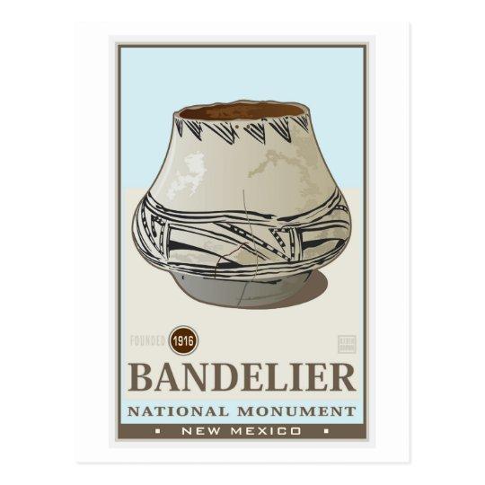 Bandelier National Monument 3 Postcard