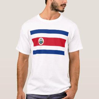 Bandera de Costa Rica - Flag of Costa Rica T-Shirt