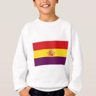 Bandera de la República Española Sweatshirt