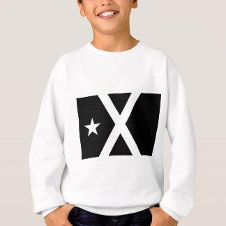 Bandera Negra - Estelada Catalunya Flag Sweatshirt