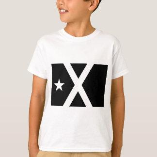 Bandera Negra - Estelada Catalunya Flag T-Shirt
