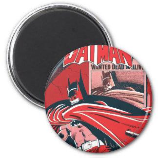 Bandes dessinées révélatrices #546 magnet rond 8 cm