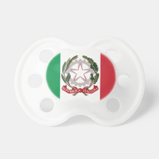 Bandiera Italiana - State Ensign of Italy Pacifiers