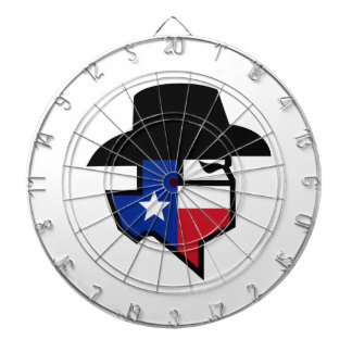 Bandit Texas Flag Icon Dartboard