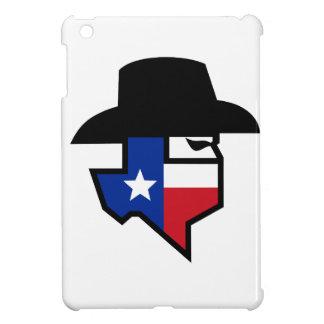 Bandit Texas Flag Icon iPad Mini Case