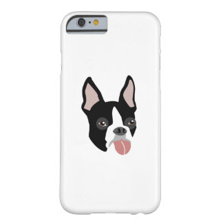 Bandit The Boston Terrier Barely There iPhone 6 Case