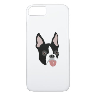 Bandit The Boston Terrier iPhone 7 Case