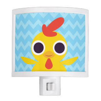 Bandit the Chick Night Lights