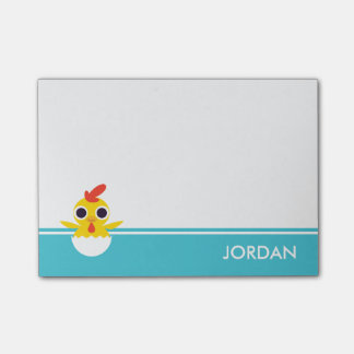 Bandit the Chick Post-it Notes