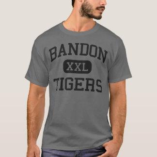 Bandon - Tigers - High School - Bandon Oregon T-Shirt