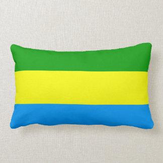 Bandung city flag indonesia symbol lumbar pillow