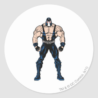 Bane Classic Stance Classic Round Sticker