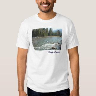 Banff Alberta Canada, Canadian National Park Tshirts