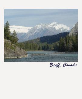 Banff Alberta Canada T-shirt