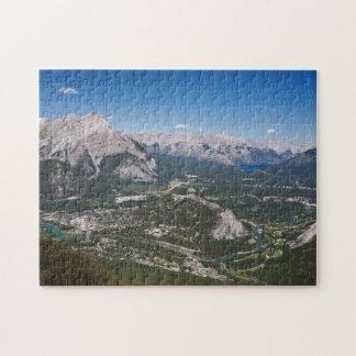 Banff, Alberta Puzzle